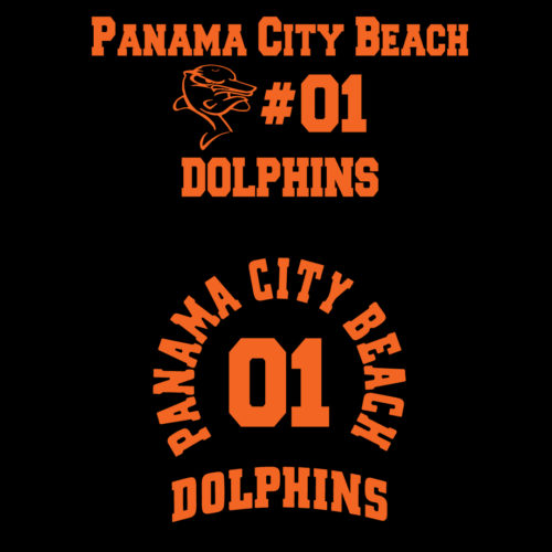 PCB-Football-Player-Decal Apparel Made Custom T Shirts for Sports Teams